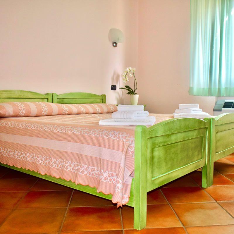 Räume Hotel Janas